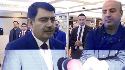 Vali Vasip Şahin, Ankara'ya uğurlandı - İSTANBUL