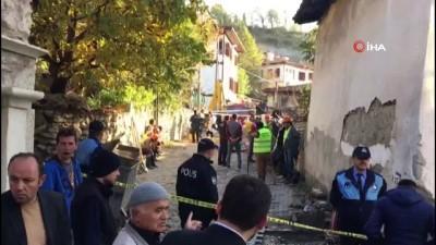 Yangın sonrası enkaz altında kalan gencin cesedine ulaşıldı