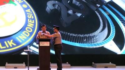 acilis toreni - '8. Uluslararası Endonezya Savunma Fuarı' başladı - CAKARTA