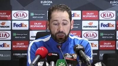 Akhisarspor-Sevilla maçına doğru - Sevilla Teknik Direktörü Machin - MANİSA