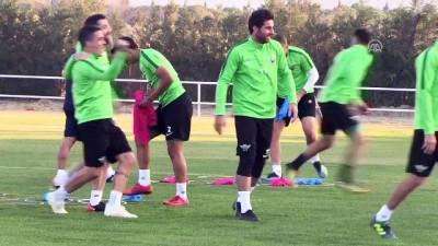 Akhisarspor, Sevilla maçına hazır - MANİSA