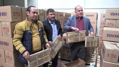 Almanya'ya 150 ton bal ihracatı - ORDU