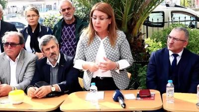 CHP Genel Başkan Yardımcısı Gülizar Biçer Karaca - SAMSUN