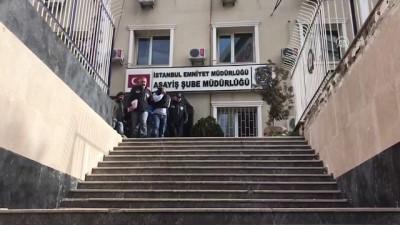 Evlere operasyon yapan 'sahte polisler' yakalandı - İSTANBUL