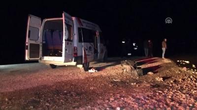 Göle düşen aracın sürücüsü öldü - KONYA