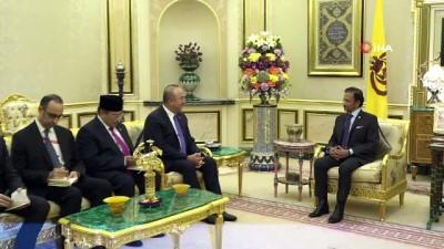 - Laos'a Dışişleri Bakanlığı Düzeyinde İlk Ziyaret - Bakan Çavuşoğlu Laos'ta