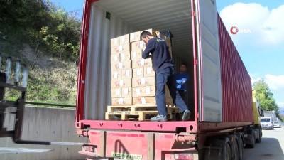 Ordu'da analiz edilen 150 ton bal, Almanya'ya ihraç ediliyor