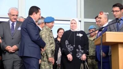Sakarya Vali Balkanlıoğu yeni görevine törenle uğurlandı