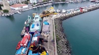 Sinop'ta balık fiyatları yükseldi