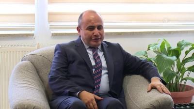 Türkiye'nin Lefkoşa Büyükelçisi Başçeri YÖDAK heyetini kabul etti - LEFKOŞA