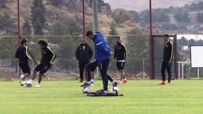 spor musabakasi - Yeni Malatyaspor'da gözler Trabzonspor maçına çevrildi
