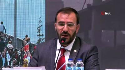 40. kez düzenlenecek Vodafone İstanbul Maratonu'nun basın toplantısı gerçekleşti