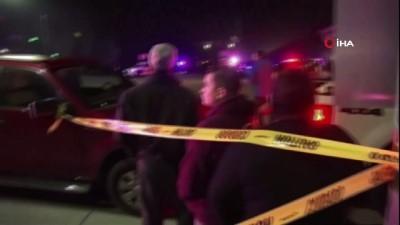 silahli saldiri -  - ABD'deki Silahlı Saldırıda 6 Kişi Yaralandı