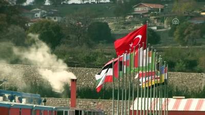 Amasya'dan 50 milyon dolarlık mermer ihracatı