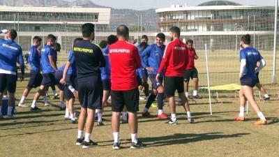 teknik direktor - Antalyaspor'da Aksiharspor maçı hazırlıkları - ANTALYA