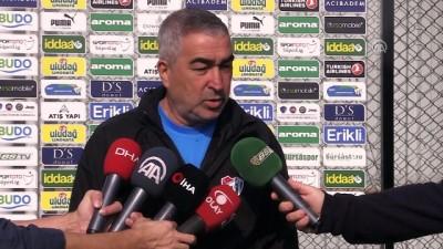 teknik direktor - Aybaba: 'Bu şehri tekrar futbola döndürmek istiyoruz' - BURSA