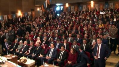"""Bakan Kasapoğlu: 'Reisimizin 1994'te başlattığı bu yürüyüşü 2019 Mart'ında taçlandıracağız"""""""