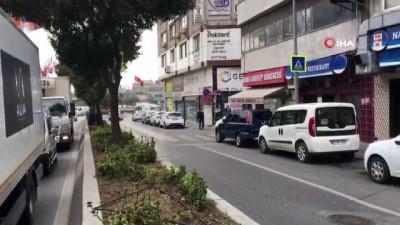 agir yarali -  Bayrampaşa Kaymakamlığı'nda kadın polis memuru başına silahla ateş etti