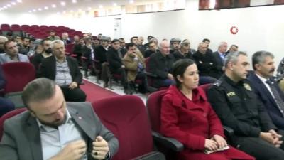 Beytüşşebap'ta yapılan milyonluk yatırımlar halkla paylaşıldı