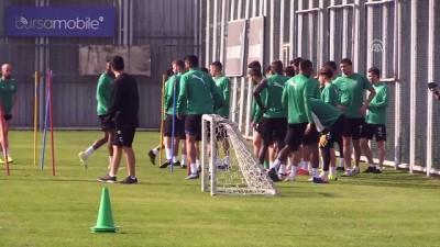 teknik direktor - Bursaspor'da Kasımpaşa maçı hazırlıkları - BURSA