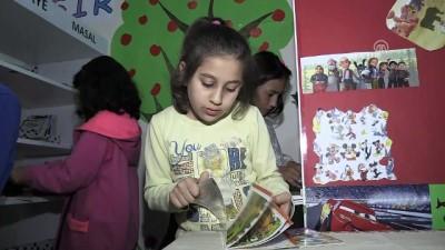 Çocukları için etüt merkezi kurdular - NEVŞEHİR