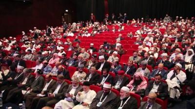 multeci - Dünya Müslüman Alimler Birliği Genel Kurulu (2) - İSTANBUL