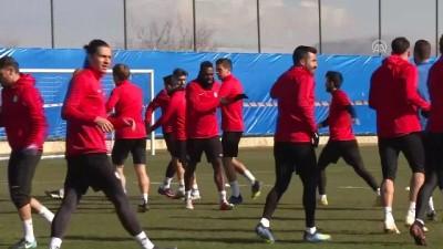 teknik direktor - Erzurumspor'da Göztepe maçı hazırlıkları - ERZURUM