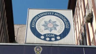 Hırsızlık operasyonu: 14 gözaltı - KAYSERİ