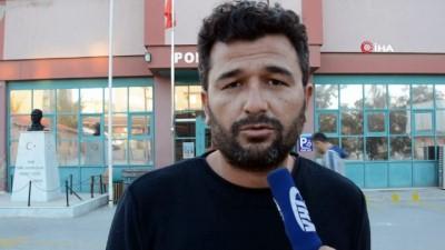 İzmir'de sokak köpeği dehşeti...Köpeklerden kaçmak isteyen lise öğrencisinin hayatı kararıyordu