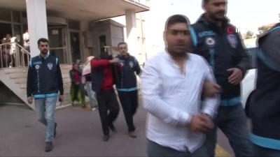 Kayseri'de hırsızlık operasyonu: 14 gözaltı