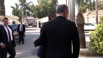 KKTC Başbakanı Erhürman: 'Bu federasyonun en temel parametrelerinden biri de siyasi eşitliktir' -  LEFKOŞA