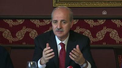 Kurtulmuş: 'Asgari ücretli vatandaşlarımızın enflasyona ezdirilmemesi için gerekli düzenlemeler yapılacaktır' - ANKARA