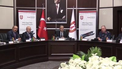 kabiliyet - Milli Muharip Uçak motoru için sözleşme imzalandı (1) - ANKARA