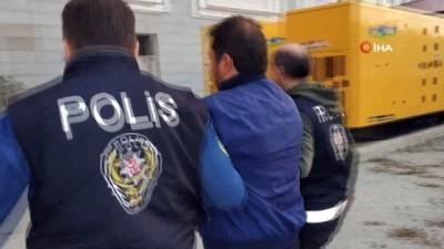 Samsun merkezli kablo hırsızlığı operasyonu: 18 gözaltı