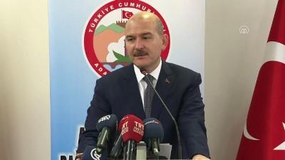 Soylu: 'İstanbul İl Jandarma Komutanlığımız, bonzainin ana maddesini bir operasyonla ele geçirdiler, 271 kilo' - ANKARA
