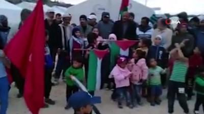 multeci -  - Suriye'deki Filistinli Mültecilerden Cumhurbaşkanı Erdoğan'a ' Bizi Kurtar' Çağrısı