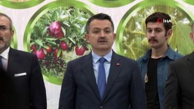 """Tarım Bakanı Pakdemirli: """"2021 yılının sonlarına doğru bir daha ülkemizi et ithal etmeyecek duruma getireceğiz'"""