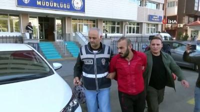 'Tenekeci Mustafa' lakaplı cezaevi firarisi yakalandı