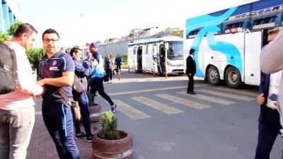Trabzonspor'da Burak Yılmaz, Malatyaspor maçı kadrosuna alınmadı