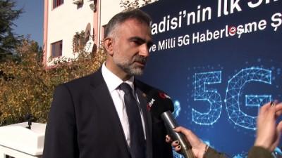 Turkcell Genel Müdür Yardımcısı Sezgin: 'Yerli üreticilerle çok ciddi çalışıyoruz'