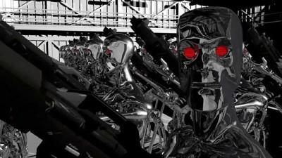 | Artık bilim kurgu değil: Katil robotlar cepheye gitmeye hazırlanıyor