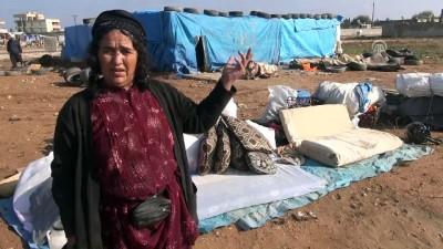Yağıştan etkilenen Suriyelilere yardım eli - ŞANLIURFA