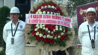 Zonguldak'ta kömürün bulunuşu kutlandı