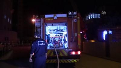 yangina mudahale - Adana'da ev yangını