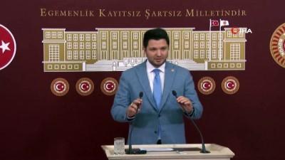 AK Parti Adıyaman Milletvekili Muhammed Fatih Toprak, Cihangir İslam'a dava açtığını açıkladı