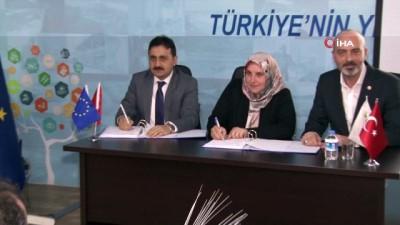 hukumet -  Bursa'da tarım projelerine 10 milyonluk hibe desteği