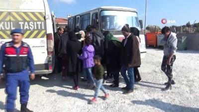 multeci -  Çanakkale'de Afgan uyruklu 43 mülteci yakalandı