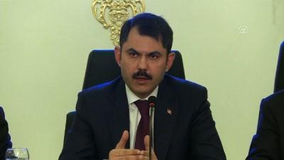 Çevre ve Şehircilik Bakanı Kurum - Kentsel dönüşüm (2) - AĞRI
