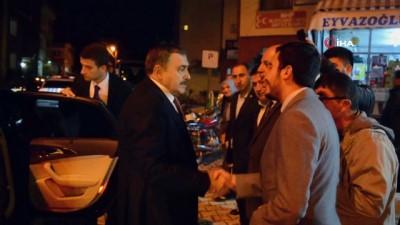 Eski Bakan Veysel Eroğlu:'Dünyanın en büyük siyasi organizasyonu AK Parti'dir'