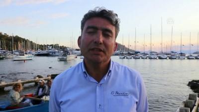 Göcek'te turizme yelken yarışları dopingi - MUĞLA